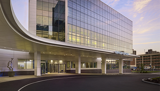 Four years after opening its doors, Upstate Cancer Center expands