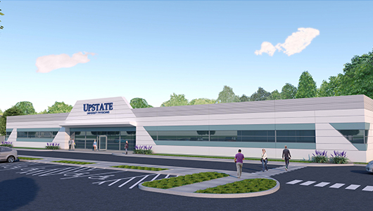 Physicians group affiliated with Upstate Medical University to open medical complex in Township 5 in Camillus