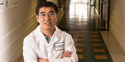 Upstate researcher is awarded $1.5 million NIH grant to develop novel approach to preventi...