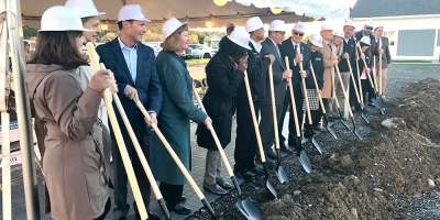 Upstate physicians break ground on new medical complex in Camillus