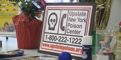 The Upstate New York Poison Center issues tips to prevent poisoning during the holiday season