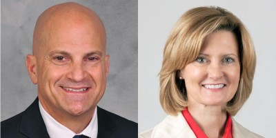Two key appointments in hospital leadership announced