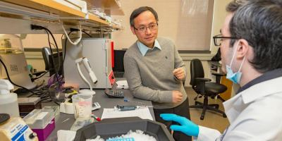 Upstate professor leads brain tissue study linking genetic changes to mental illness