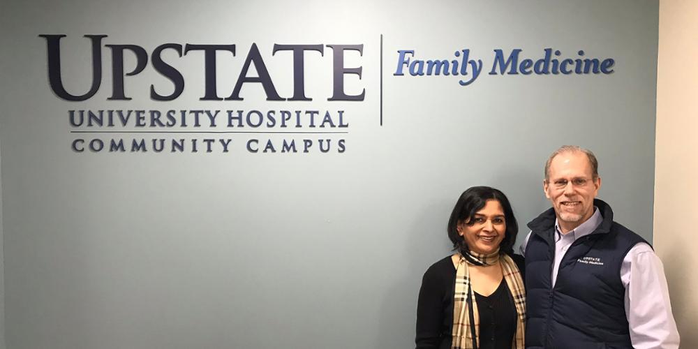 Hundreds seek spot in Upstate's new Family Medicine