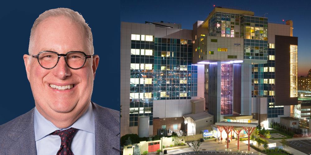 Gregory P  Conners MD, MPH, MBA, named chair of Pediatrics and