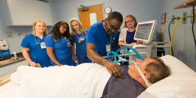 Respiratory Therapy Program recognized for outstanding education