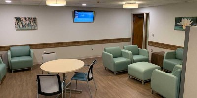Upstate University Hospital opens Discharge Hospitality Center