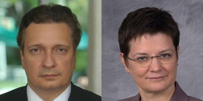 SUNY honors two with Distinguished Faculty rank