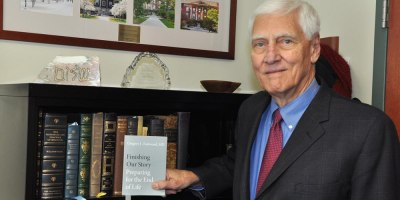 Gregory Eastwood, MD, pens book on death and dying