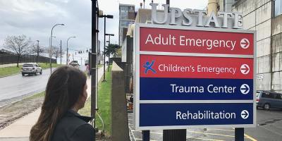 As unofficial start of summer nears, Upstate Trauma Center braces for its busiest months