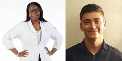 National Institutes of Health selects two Upstate students for prestigious Medical Research Scholars Program