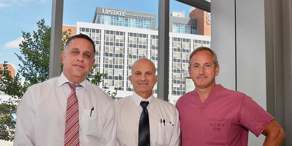 Upstate Medical University announces agreement with Cardiovascular Group of Syracuse to join faculty
