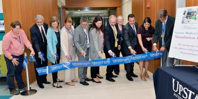 Upstate opens new state-of-the-art simulation center to enhance patient safety and improve quality