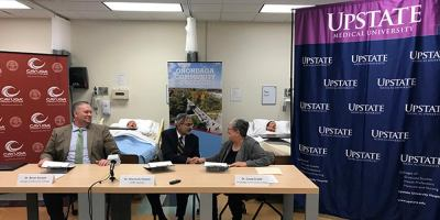 Upstate partners with OCC, CCC to create dual admission path for nursing programs