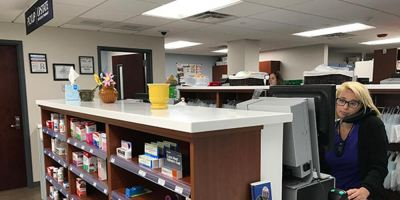 Upstate's Outpatient Pharmacy celebrates first successful year, plans to expand staff and services