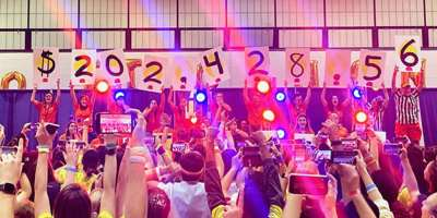 Syracuse University dance marathon raises $202,428 for Upstate Golisano Children's Hospital