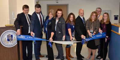 Upstate Community Hospital celebrates newly renovated 24-bed unit, set to open Jan. 9