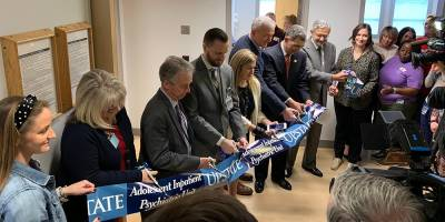 Upstate University Hospital prepares to open eight-bed inpatient psychiatric unit for adolescents