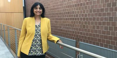 Upstate's Usha Satish's highly sought after research is getting attention