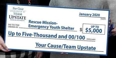 Runaway and Homeless Emergency Youth Shelter is Upstate's Your Cause charity for 2020