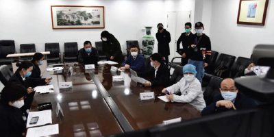Upstate consults with doctors in Wuhan, China on best practices for protecting staff, treating patients and handling pandemic