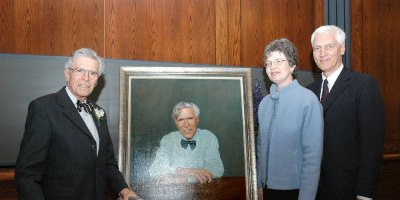 Remembering former dean Maxwell M. Mozell, whose nearly 50-year career at Upstate was 'his life'