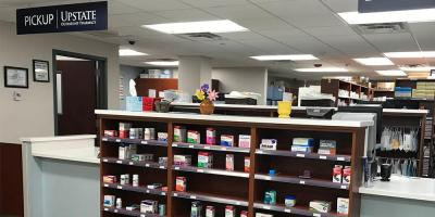 Upstate's Outpatient Pharmacy offering free home delivery for COVID-19 patients to limit community exposure