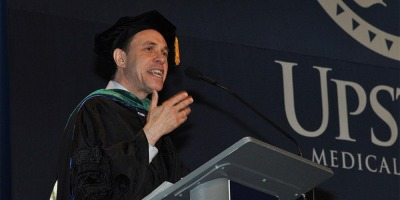 Upstate to hold virtual Commencement May 1