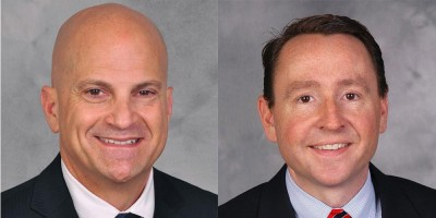 Two Upstate University Hospital administrators are recognized by Becker's Hospital Review