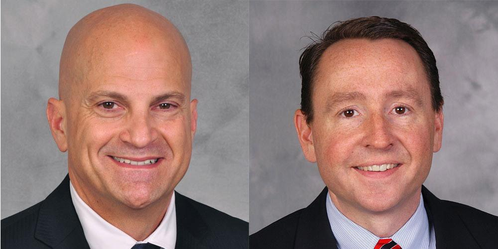 Chief Executive Officer Dr. Robert Corona and Chief Financial Officer Stuart Wright have been named in Becker's Hospital Review lists of the 100 academic medical center CEOs and CFOs to know.