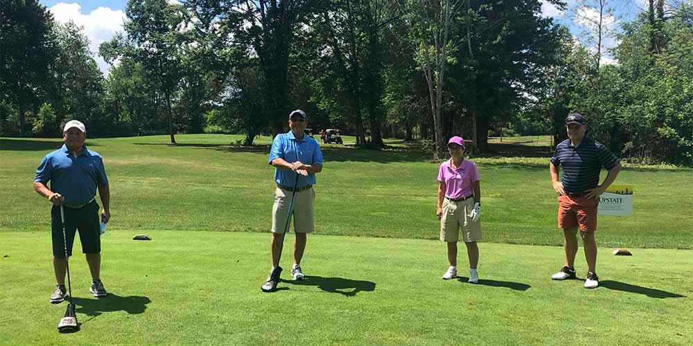The Upstate Open has raised more than $1.2 million since it began.