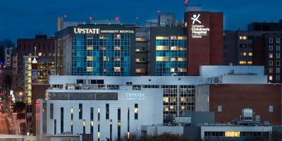 Upstate earns 'Most Wired' honor from College of Healthcare Information Management Executives