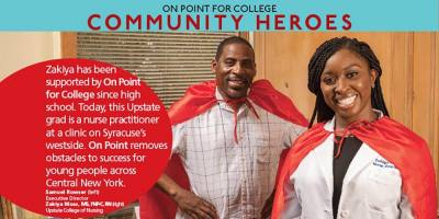 Join Upstate's Community Giving Campaign to help hundreds of United Way/SEFA agencies