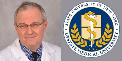 Upstate's Andras Perl, MD, PhD, earns one of the American College of Rheumatology's highest honors