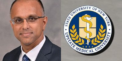 Sriram S. Narsipur, MD, named Edward C. Reifenstein Professor of Medicine