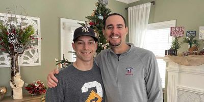 Family, friends and Upstate transplant staff rally to help Brewerton man receive kidney from cousin who lives in California