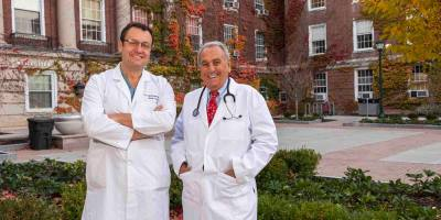 Grateful patient gift to the Upstate Foundation endows Urology professorship at Upstate Medical University