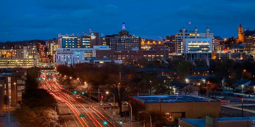 Upstate ranked No. 35 overall, among hundreds of U.S. employers.