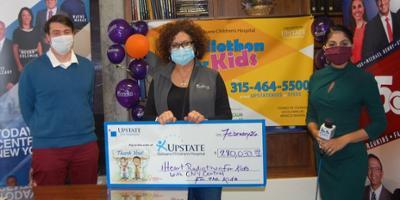 Radiothon raises $281,846 for Upstate Golisano Children's Hospital