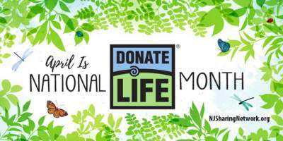Upstate celebrates National Donate Life Month with online silent auction