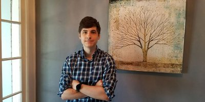 Upstate student wins Young Scientist award from World Congress on ADHD