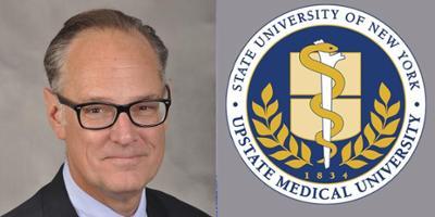 Thomas VanderMeer, MD, FACS, named interim director of Upstate Cancer Center