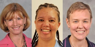 Three from Upstate honored as champions of humanistic care for work during the pandemic