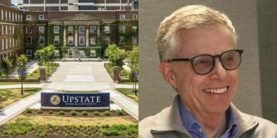 Upstate professor named one of the world's top scholars for writings on mental disorders