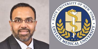 Amar Suryadevara, MD, named interim chair of Otolaryngology and Head and Neck Surgery