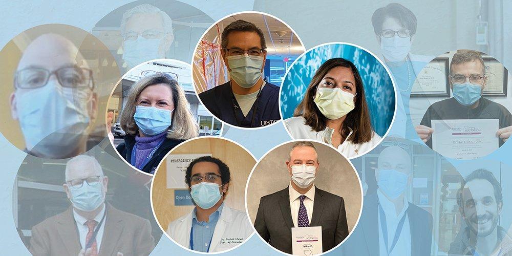Upstate celebrates Doctors' Day 2021.
