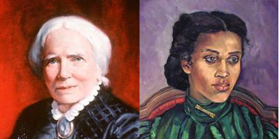 Sculptures of two Upstate trailblazing women doctors in development