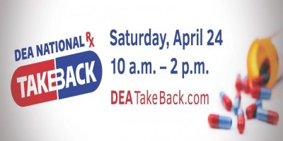 Free opportunity to dispose of expired, unused and unwanted prescription drugs