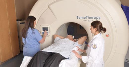 TomoTherapy Patient