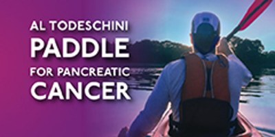 Al Todeschini Paddle for Pancreatic Cancer